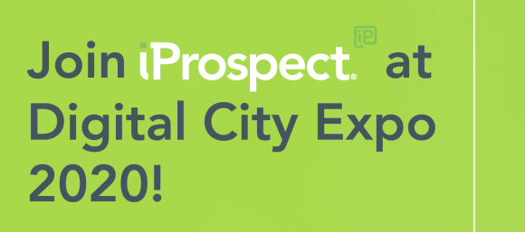 iProspect at Manchester's Digital CIty Expo