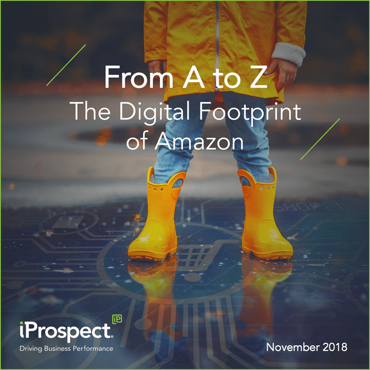 From A to Z The Digital Footprint of Amazon