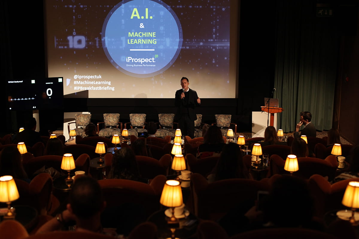 A.I. and Machine Learning Breakfast Briefing