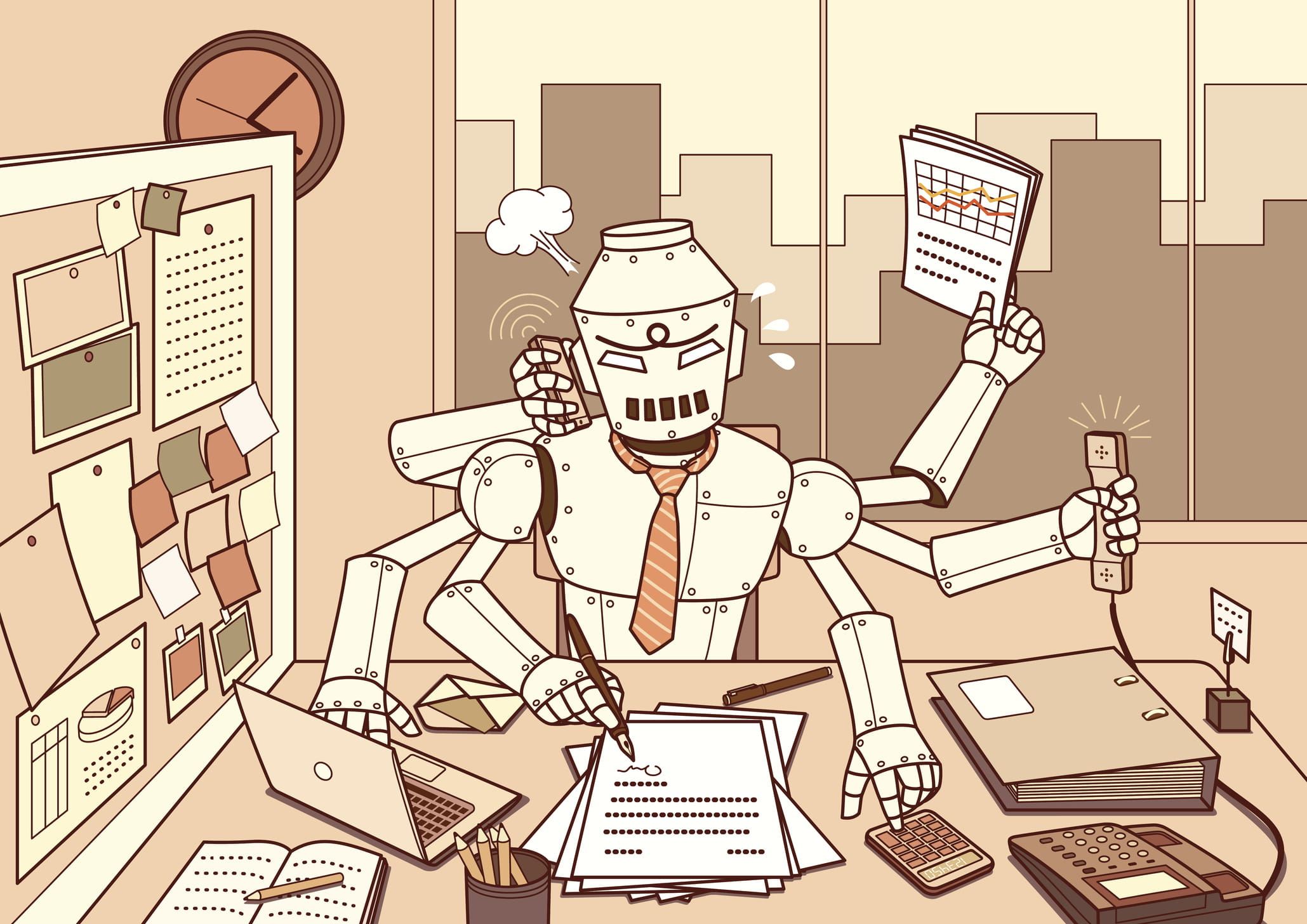 Will AI Replace Writers and Editors?