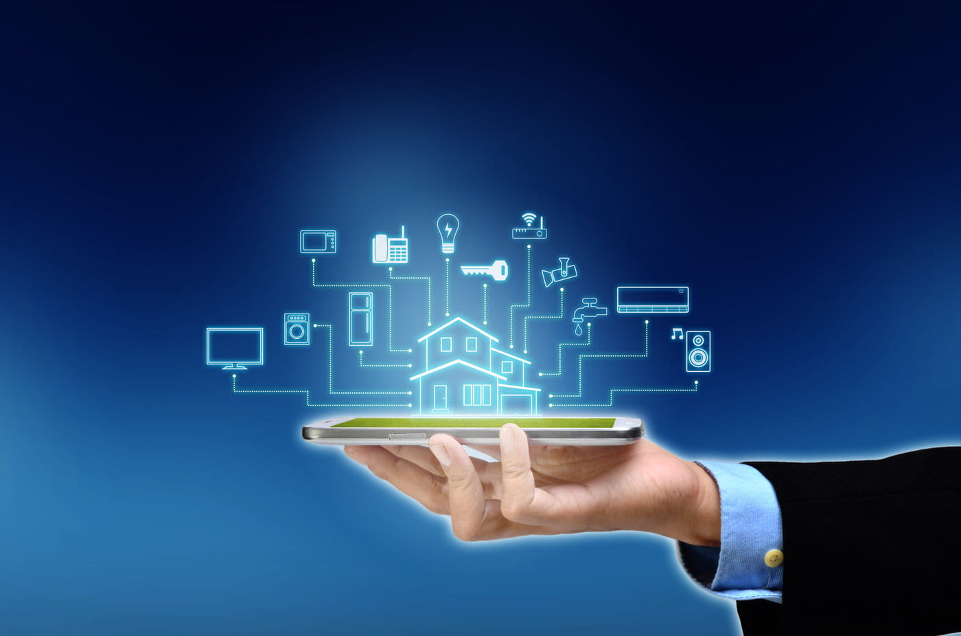 You, me and the Internet of Things