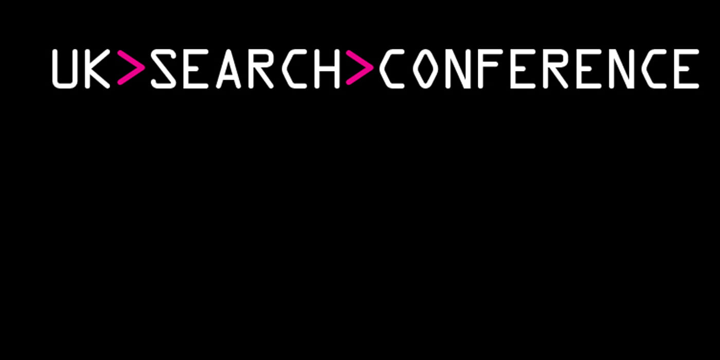 UK Search Conference