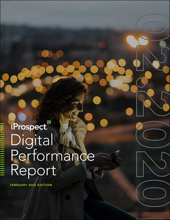 Digital Performance Report February 2020 Edition