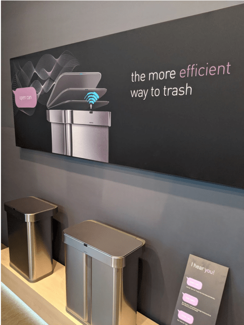 CES 2020 the more efficient way to trash