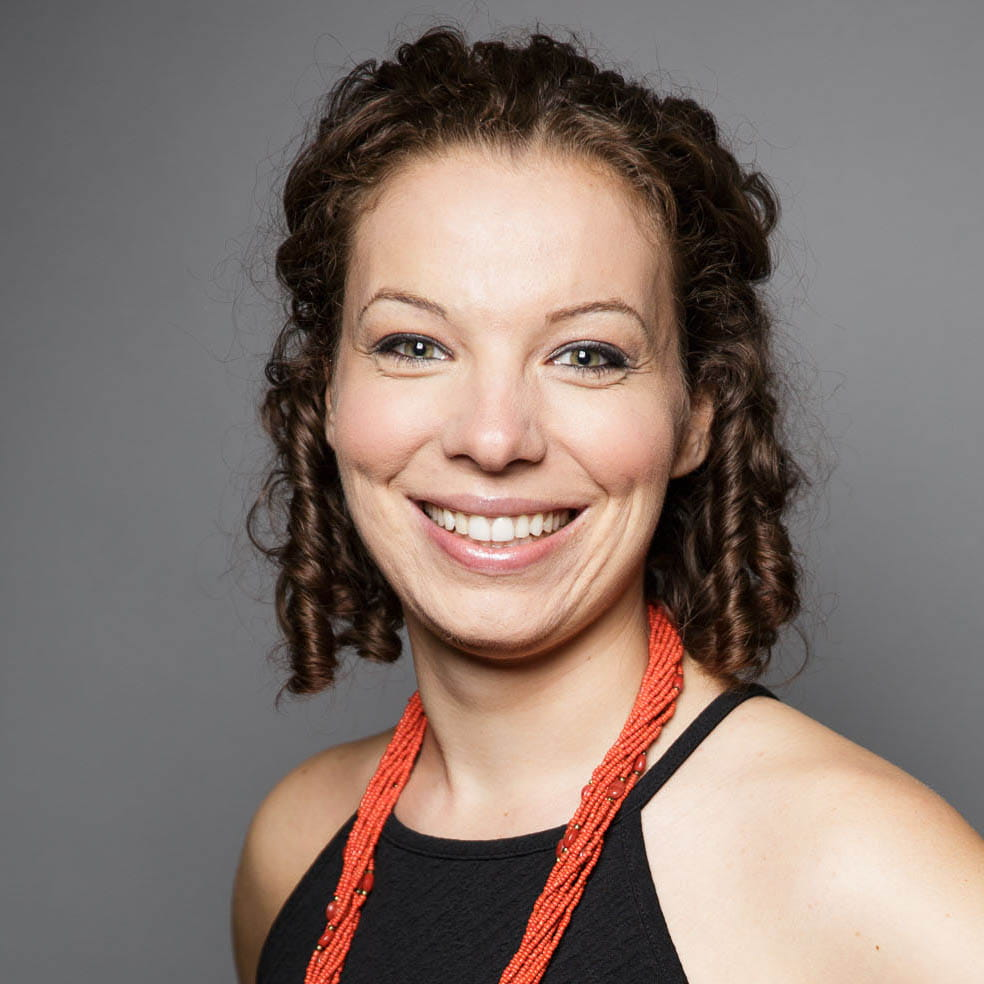 Charlotte Morris, Group Account Director, iProspect